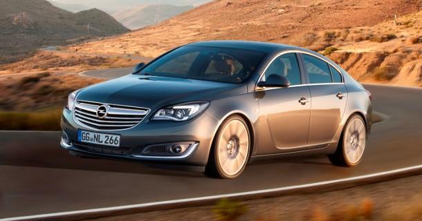 Opel offentliggør facelift af Insignia