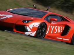 Sportscar Event 2013 Lamborghini Avantador