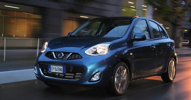 Se den faceliftet Nissan Micra