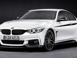 BMW 4-serie M Performance styling