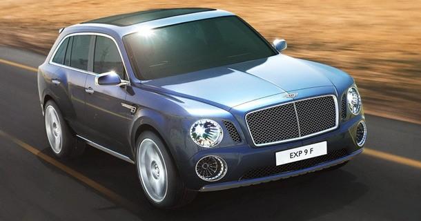 Bentley er klar med deres SUV i 2016