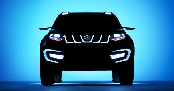 Ny Suzuki SUV på vej