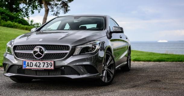 Test: Mercedes-Benz CLA 200