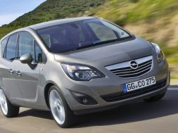 Opel Meriva til kampagnepris