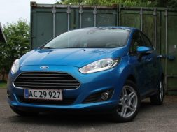 ford fiesta ecoboost test