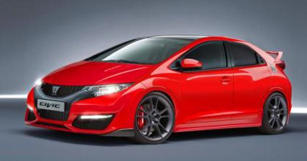 Honda klar med Civic Type-R i 2015
