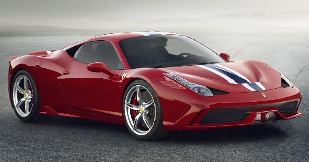 Ferrari 458 Speciale officielt præsenteret