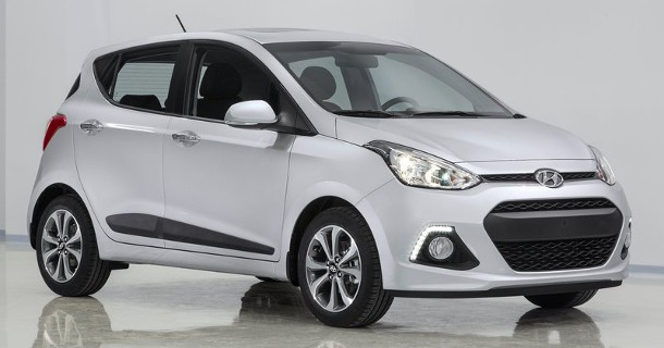 Hyundai præsenterer ny i10 på Frankfurt MotorShow
