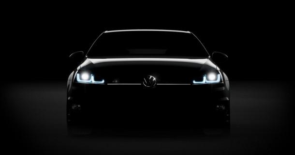 VW Golf R er på vej
