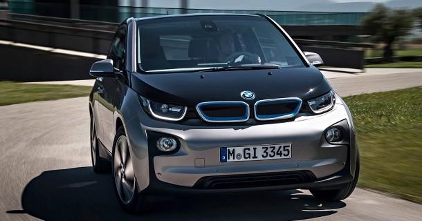 BMW i3 fra 282.000 kroner