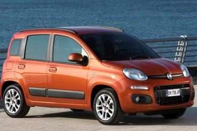 Opdateret Fiat Panda modelprogram