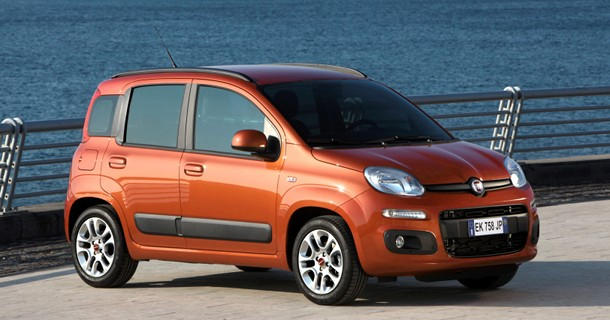Fiat opdaterer Panda modelprogrammet
