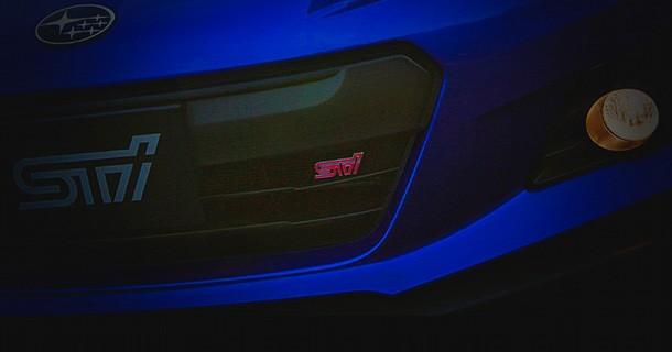 Teaser: hårdere Subaru BRZ STI på vej