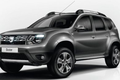 Dacia Duster opdatering