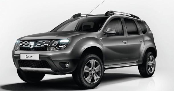 Nyt ansigt til Dacia bestseller