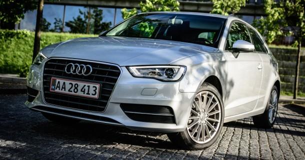 Test: Audi A3 2.0 TDI