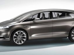 Ford S-Max koncept