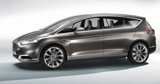 Nyt S-Max koncept viser hvad Ford kan