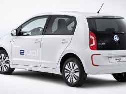 elektrisk vw up