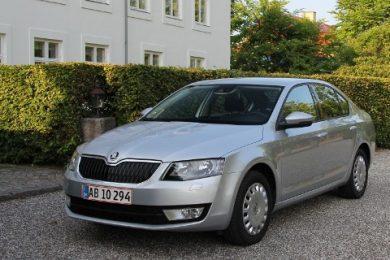 Årets firmabil 2013 – SKoda Octavia