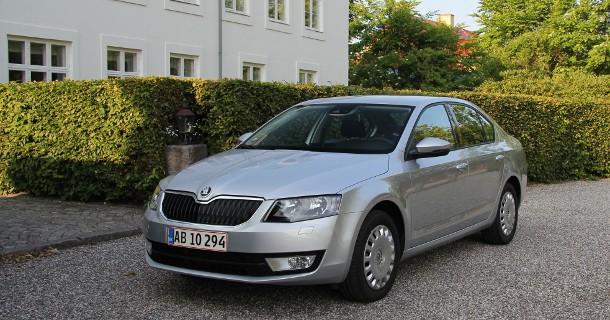 Skoda Octavia er Årets firmabil 2014