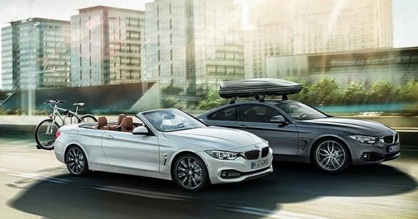 Lækkede billeder af den nye BMW 4-serie cabriolet