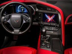 Corvette C7 dobbeltkoblingsgearkasse