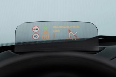 Mini driver assistance systems