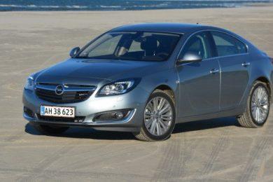 Ny Opel Insignia 1,6 SIDI 5 døre