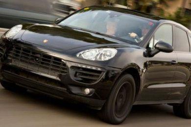 Porsches nye SUV, Macan