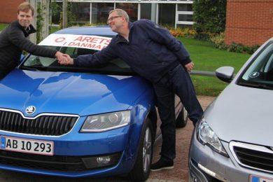 Årets bil i Danmark 2014