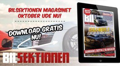 oktober bilsektionen magasinet nyhed
