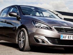 Peugeot 308 premiere