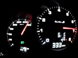 porsche 911 turbo s acceleration