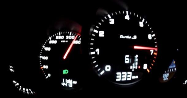Så hurtig er den nye Porsche 911 Turbo S!