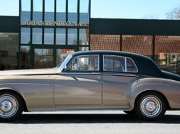 Bentley S II Saloon