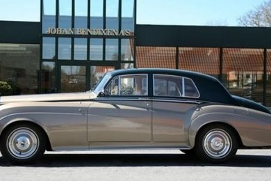 Bentley S II Saloon