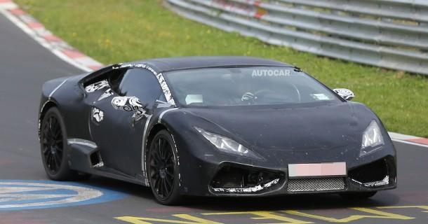 Sådan lyder den næste Lamborghini