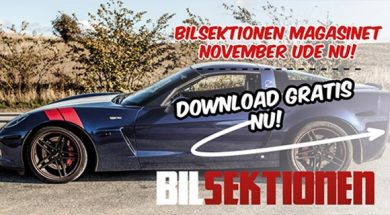 Bilsektionen magasinet november