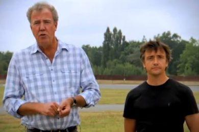 Hammond og Clarkson får køreforbud i Frankrig