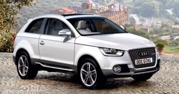 Audi planlægger en Q1