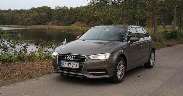 Test: Audi A3 Sportback 1.6 TDI