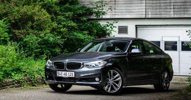 Test: BMW 320i GT