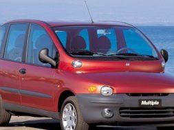 Fiat Multipla er grim