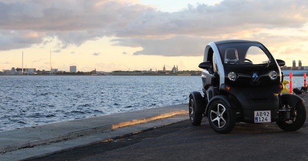Kviktest: Renault Twizy Technic