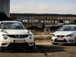Nissan Juke NISMO mod Seat Ibiza Cupra