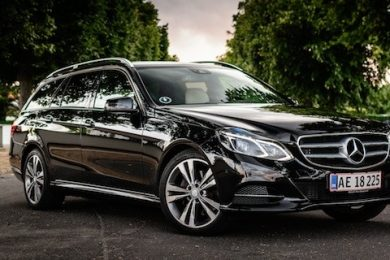 Mercedes E350 CDi test