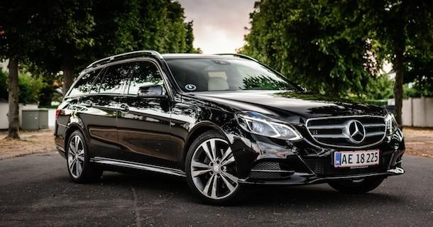 Test: Mercedes E350 BlueTec Stationcar
