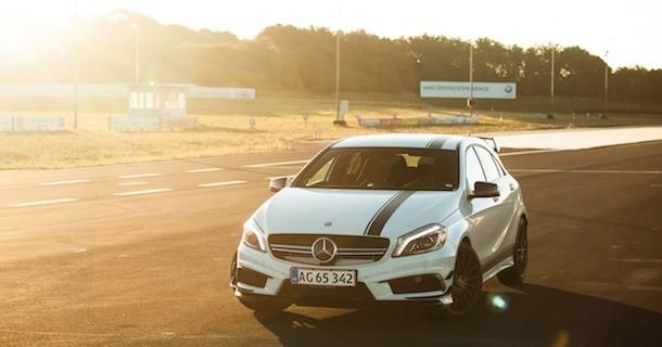 Test: Mercedes A45 AMG