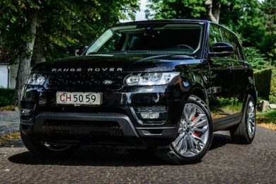 Range Rover Sport first drive